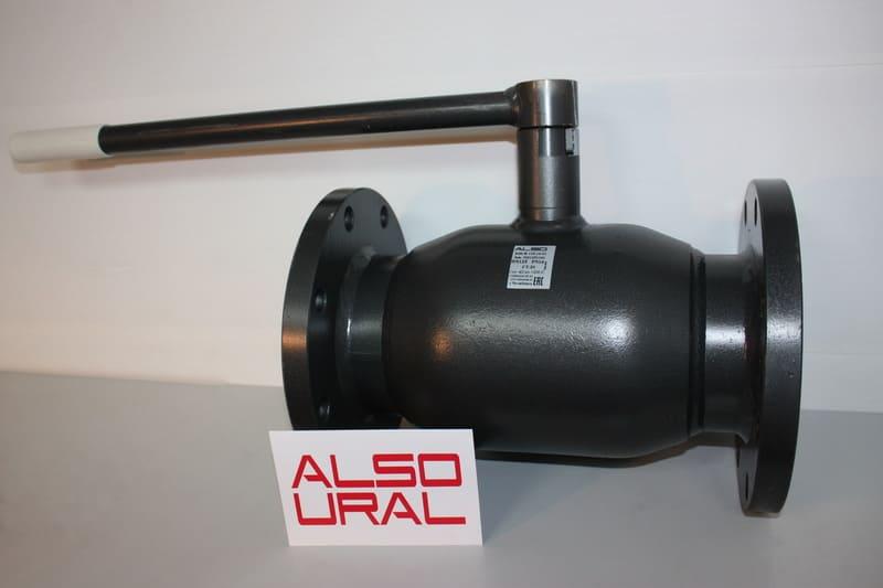 Кран шаровой фланцевый КШ.Ф.125.16-01 Ду125 Ру16